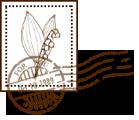 郵便スタンプイメージ