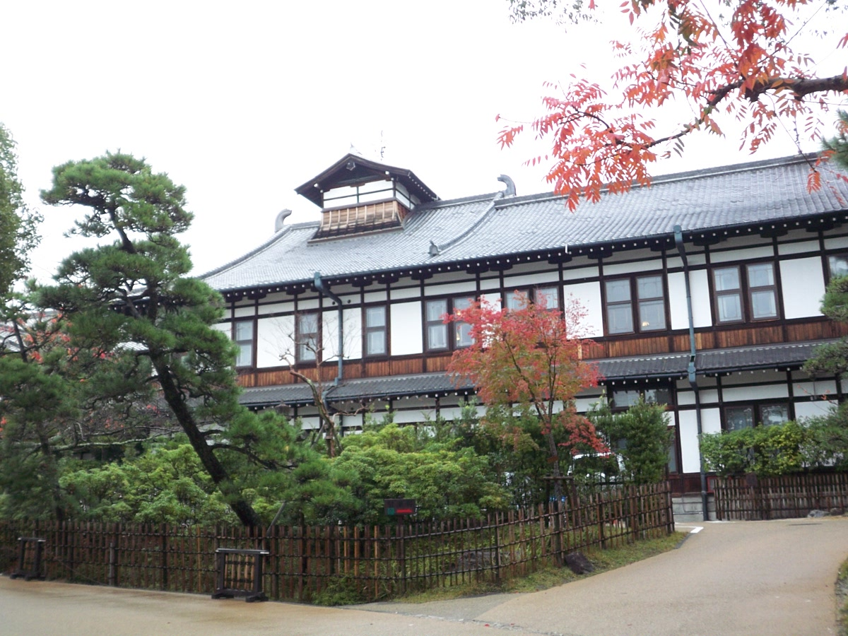 奈良ホテル本館