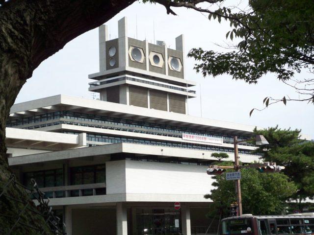 奈良県庁舎