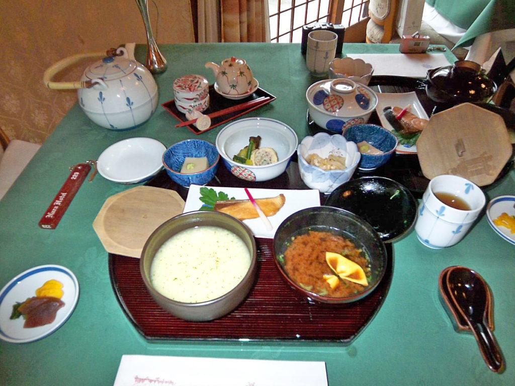 奈良ホテル和朝食