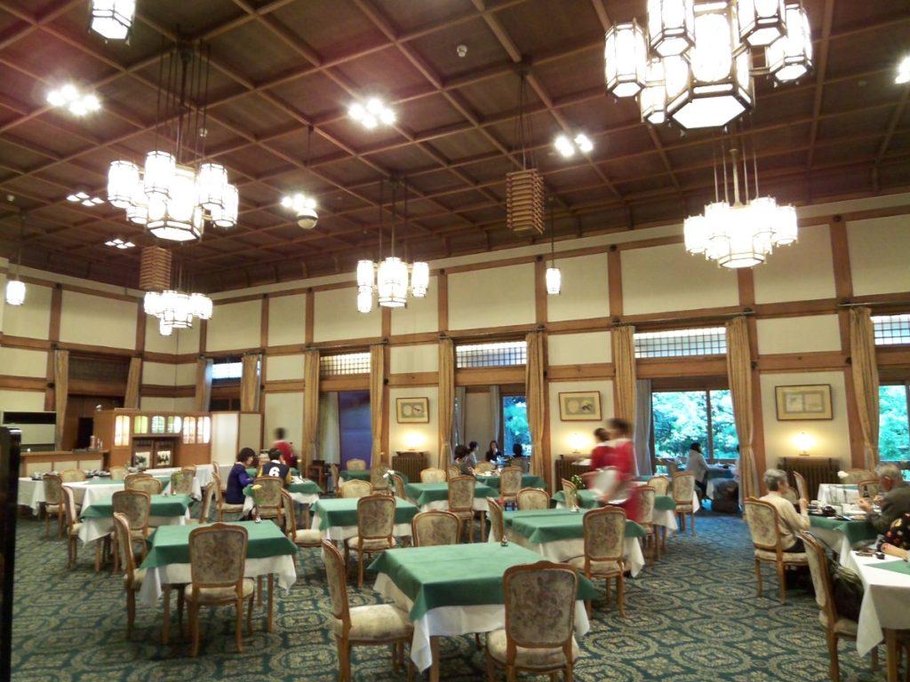 奈良ホテル大宴会場