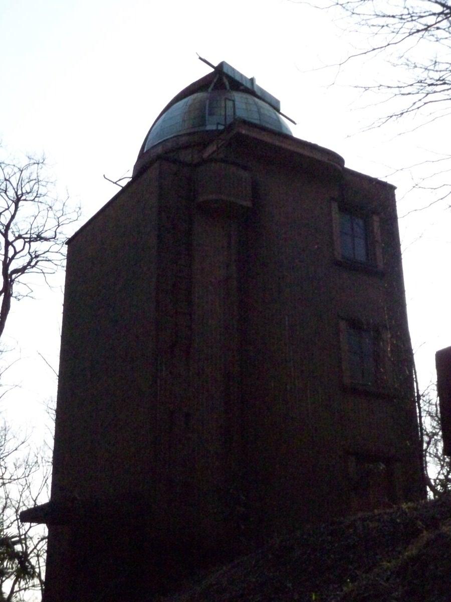 国立天文台・太陽塔
