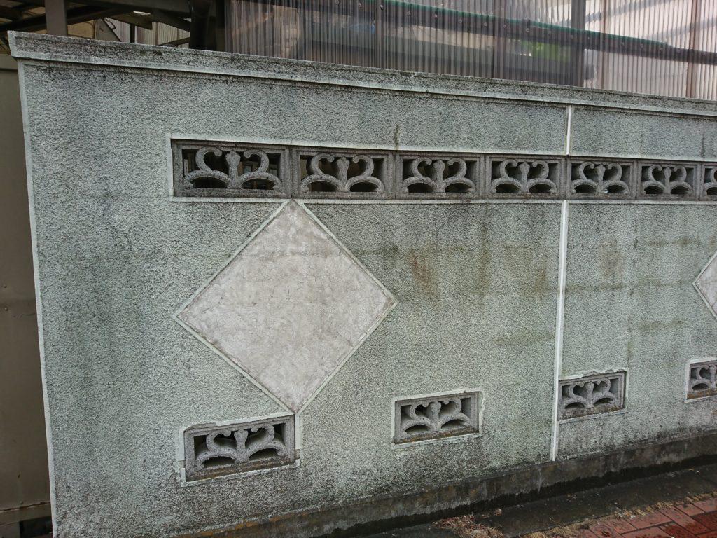 透かしブロック(アーティスティック)東京・青梅市
